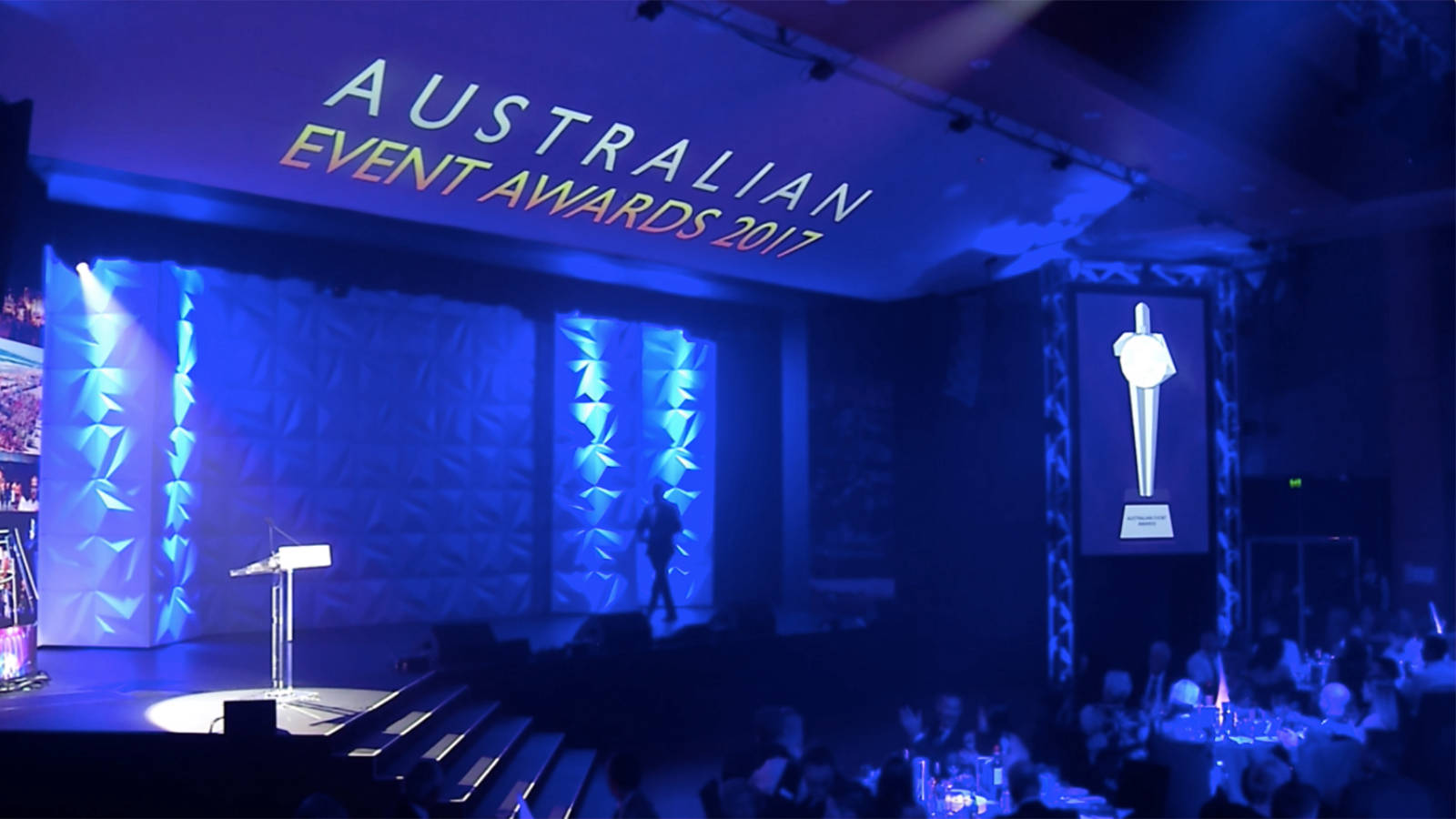 Australian Event Awards 2017 - Live Streaming