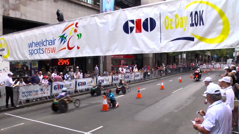 GIO OZ Day 10K Race 2016 - Live Streaming